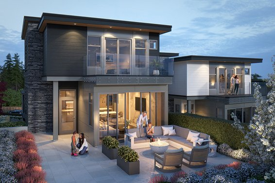 Evelyn By Onni - Plans, Pricing, + Availability | New Single Family Homes!