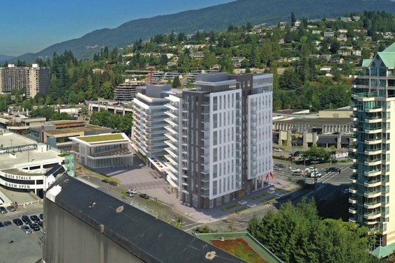 The Gateway Residences - Park Royal South, West Vancouver