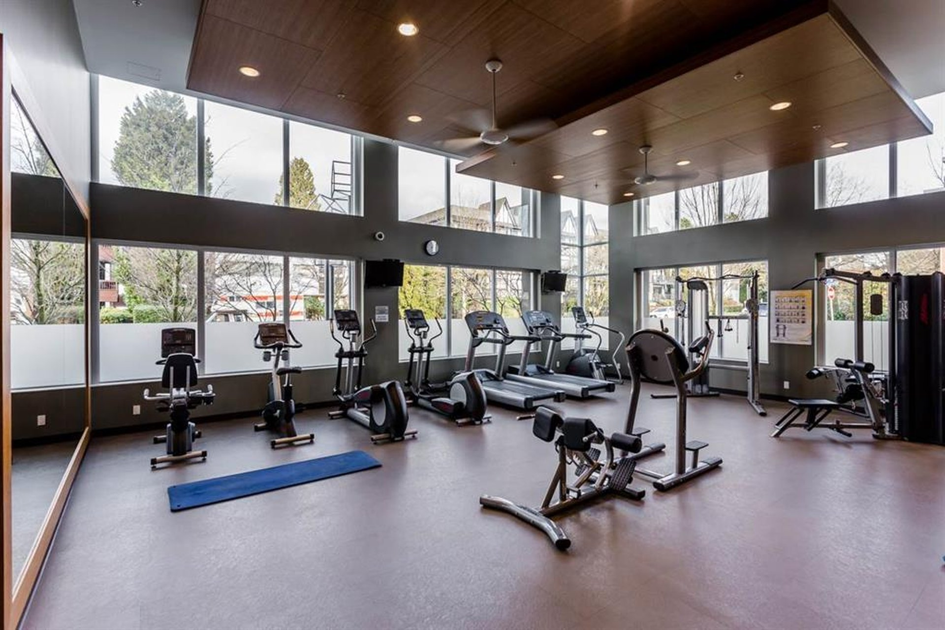 Local on Lonsdale - 135 West 17th Street | Gym