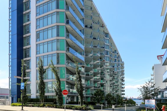 Trophy at the Pier - 199 Victory Ship Way | Condos For Sale + Alerts