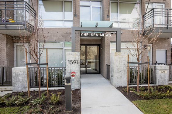 Chelsea Mews - 1591 Bowser Ave | Condos For Sale & Sold