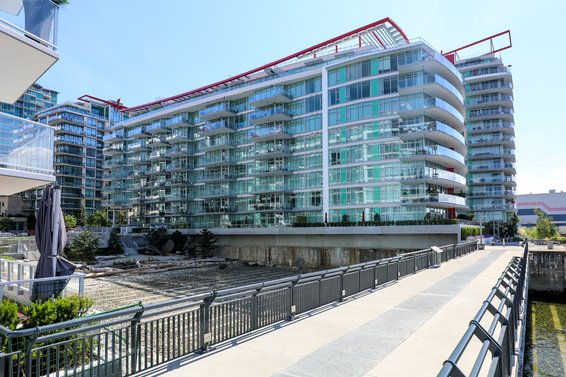 Cascade at the Pier - 185 Victory Ship Way |  Condos for Sale + Alerts