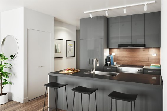 The Five Points - 711 W 15th St | Pricing, floorplans