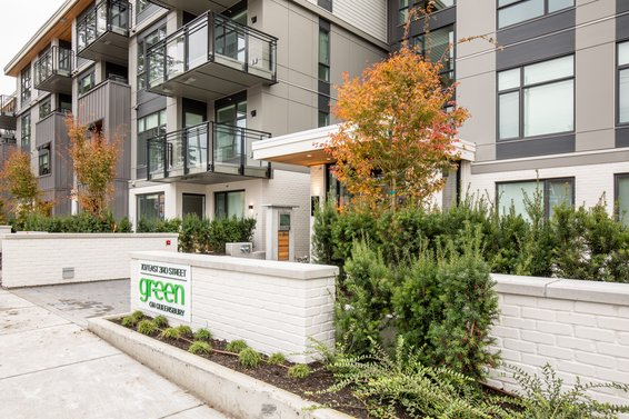 Green on Queensbury - 707 E 3rd St | Condos For Sale + Sold Listings