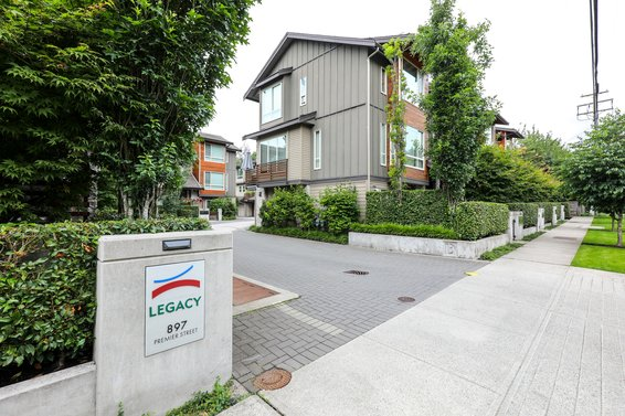 Legacy at Nature's Edge - 897 Premier | Townhomes For Sale + Alerts