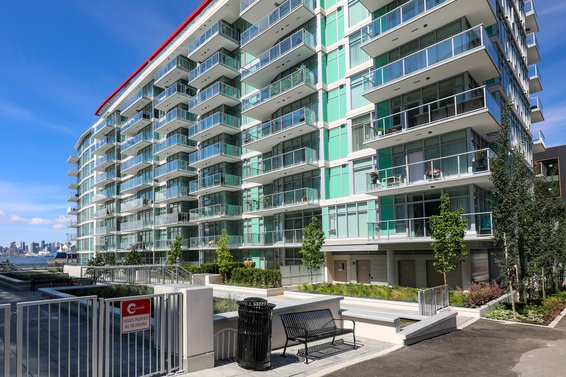 Cascade at the Pier - 175 Victory Ship Way |  Condos for Sale + Alerts