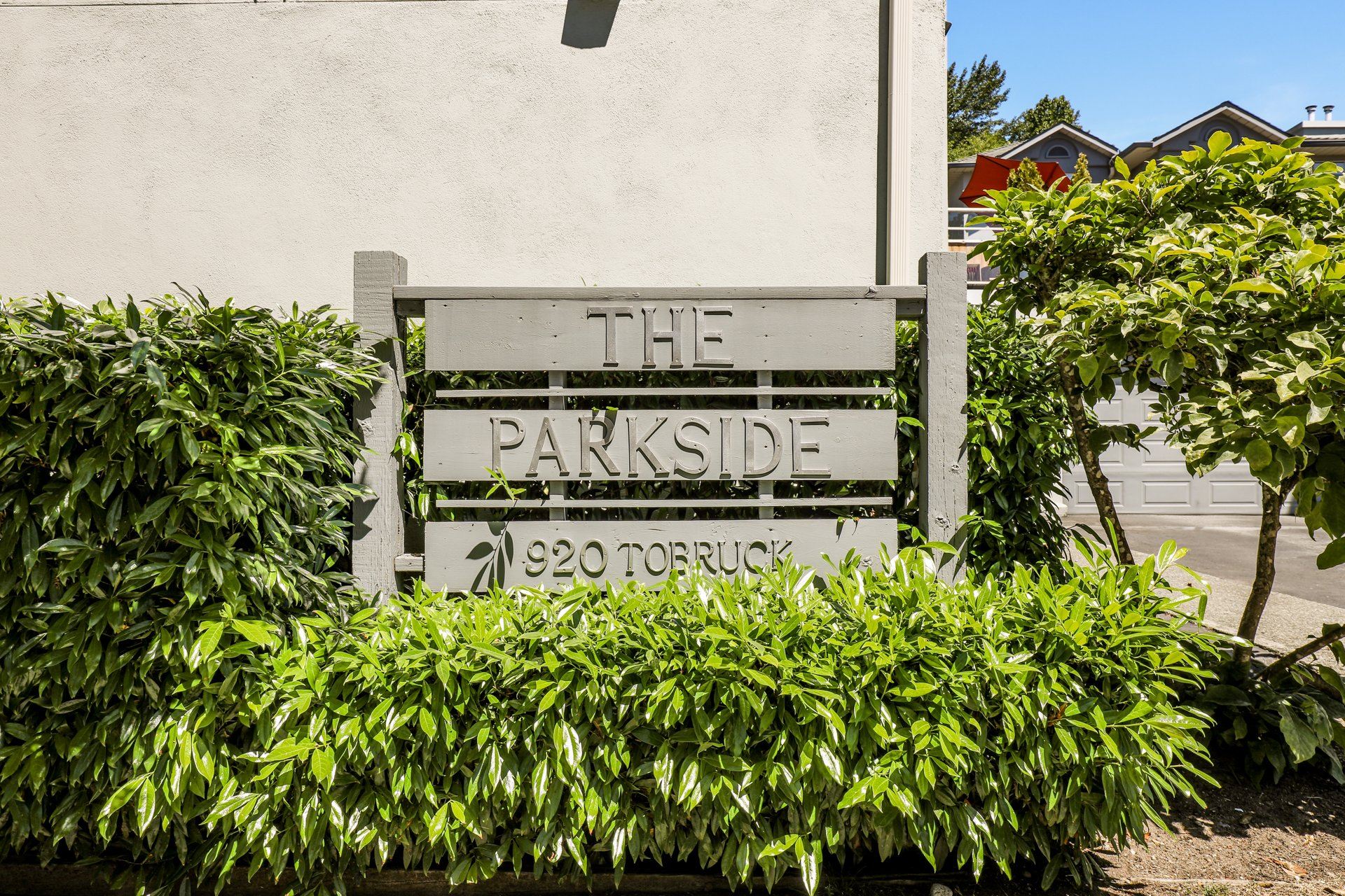 The Parkside - 920 Tobruck Ave | Townhomes For Sale + Alerts