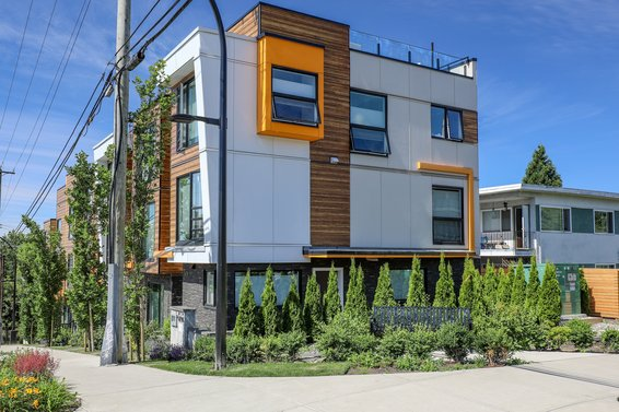 Synergy - 137-149 St. Patricks Ave | Townhomes For Sale + Alerts