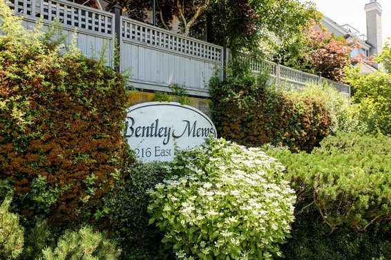 Bentley Mews - 216 E 6th St | Townhomes For Sale + Listing Alerts