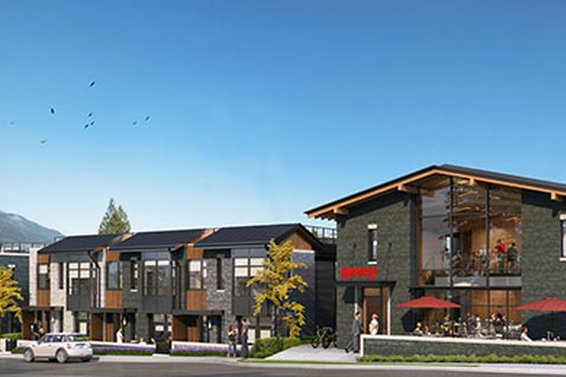 Deep Cove Townhomes by Darwin