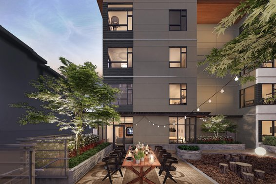 Creston North Shore - 715 W 15th St | Prices, Plans, + Assignments
