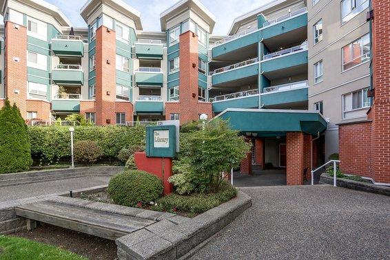 206-128 W 8th Street, North Vancouver