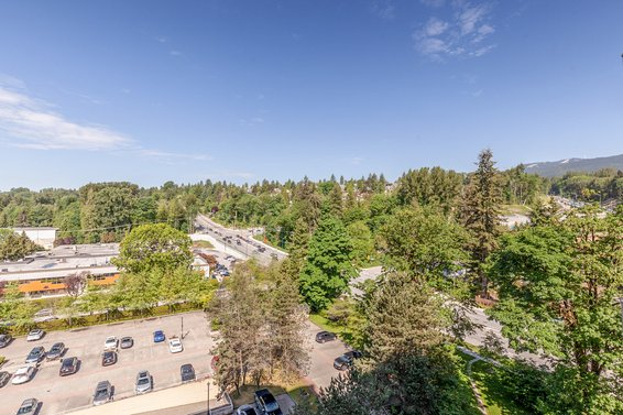 View - 904-1327 East Keith Road, North Vancouver