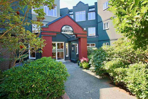 206-2800 Chesterfield Avenue, North Vancouver