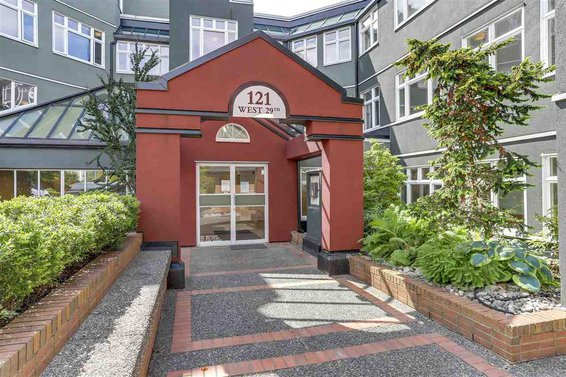 206-121 W 29th Street, North Vancouver