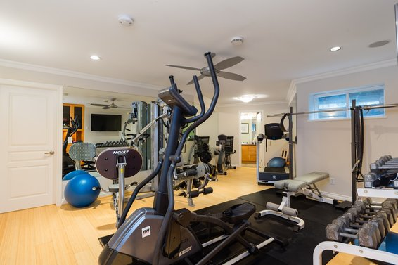 Exercise Room - 998 Dempsey Road, North Vancouver