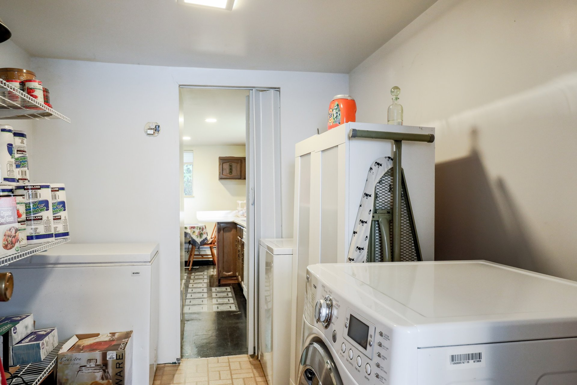 Laundry Room - 868 Drayton Street, North Vancouver