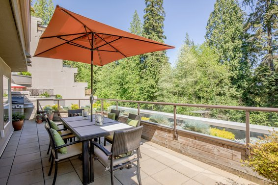 304-1500 Ostler Court, North Vancouver -  patio 3