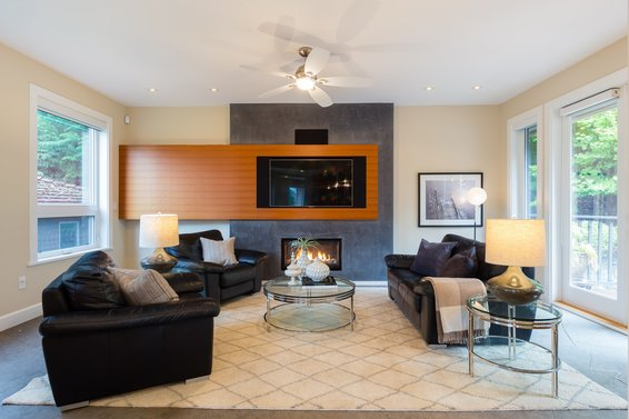 Family Room - 998 Dempsey Road, North Vancouver