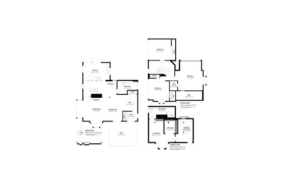 floorplan - 4555 Mountain Highway, North Vancouver For sale