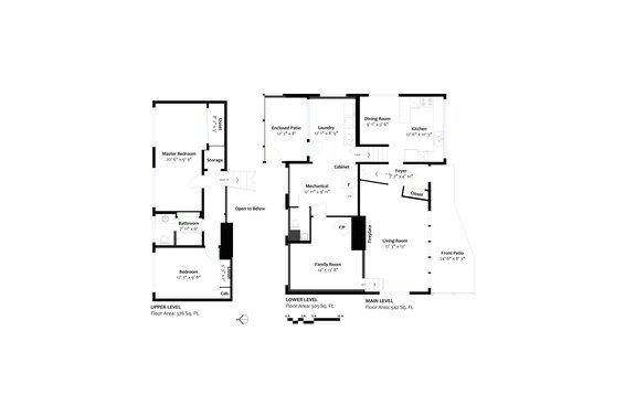 floorplan  - 502 East 18th Street, North Vancouver