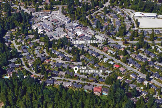2744 Crescentview Drive, North Vancouver