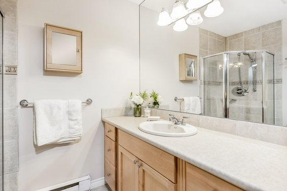 Master Ensuite - 3 229 East 8th Street, North Vancouver