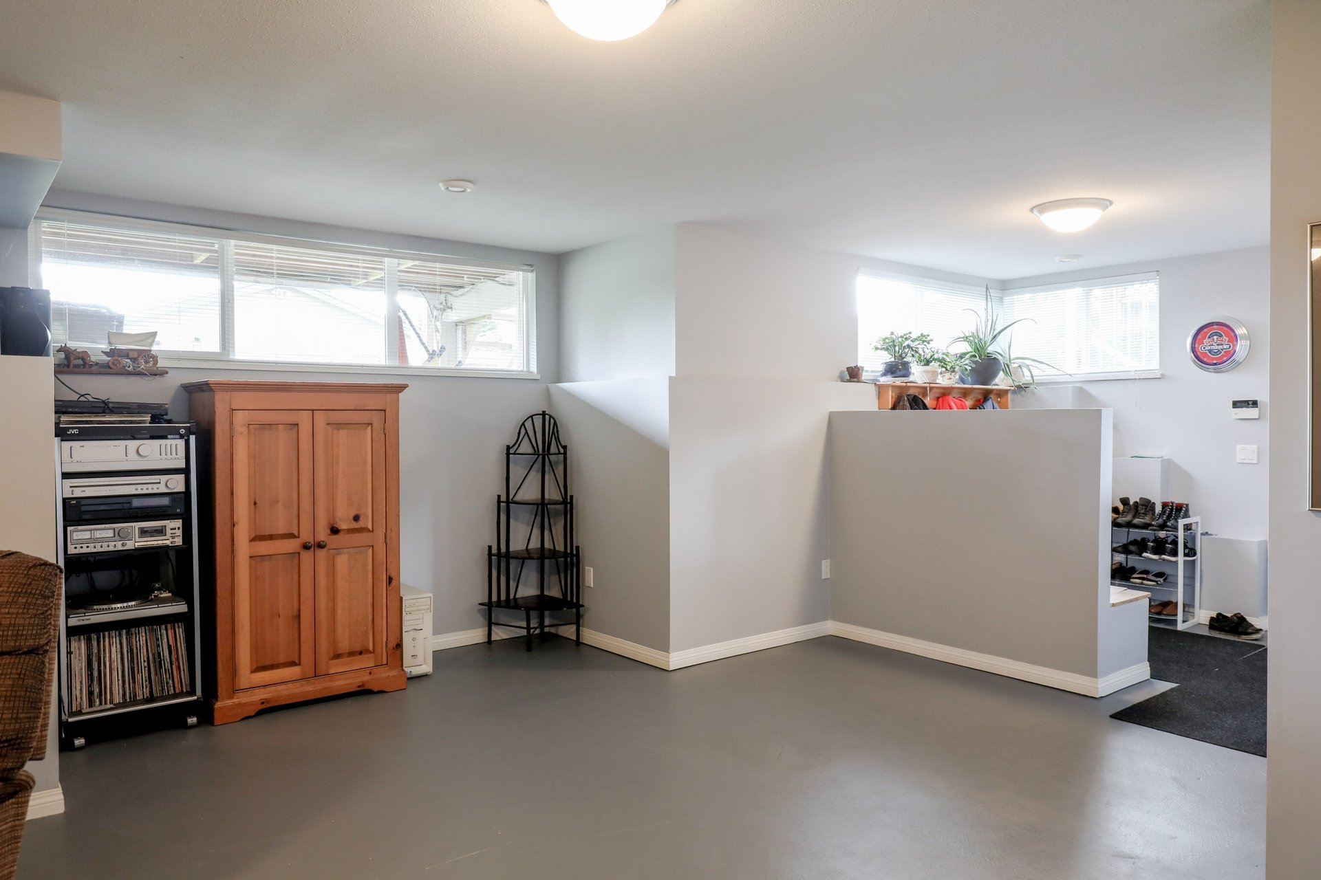 Rec room - 453 East 16th Street, North Vancouver