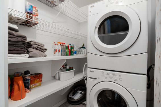 laundry room - 113 3600 Windcrest Drive, North Vancouver