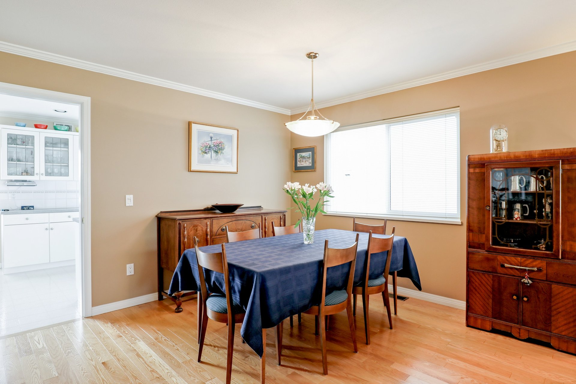 Dining Room - 453 East 16th Street, North Vancouver