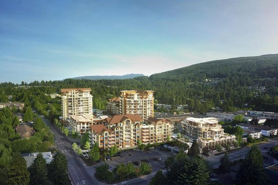 708 - Residences at Lynn Valley, North Vancouver