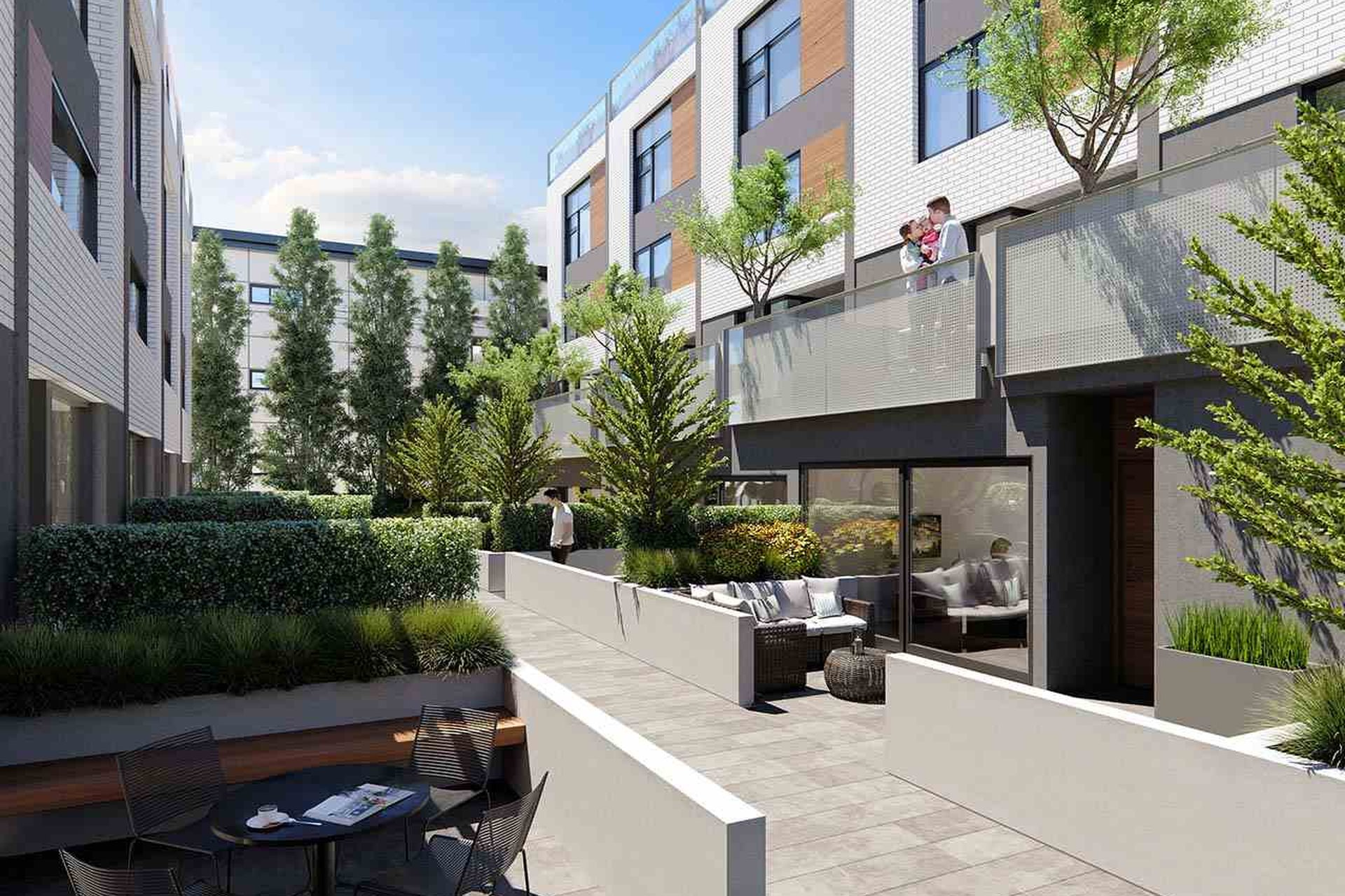 TH E4 - 649 East 3rd Street - The Morrison Townhomes