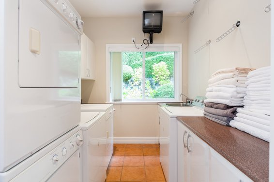 Laundry Room - 998 Dempsey Road, North Vancouver