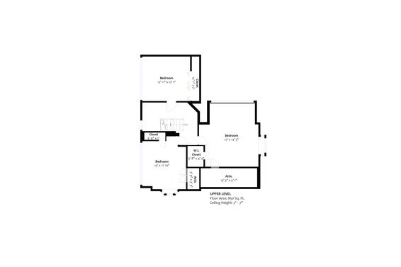 Plan up - 4555 Mountain Highway, North Vancouver