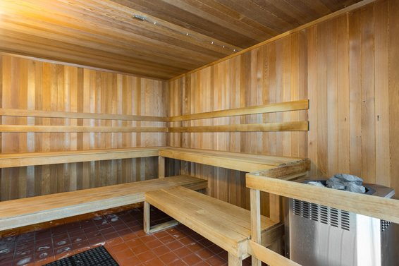 Sauna - 904-1327 East Keith Road, North Vancouver