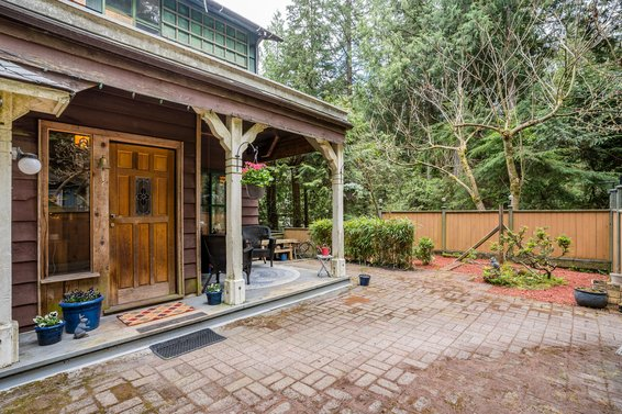 4395 Rice Lake Road, North Vancouver - Historic Frederick Varley House For Sale