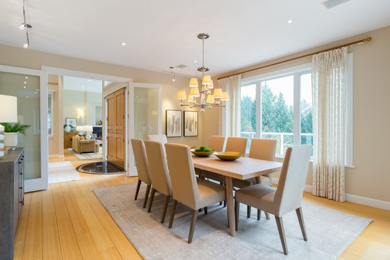 Dining Room - 998 Dempsey Road, North Vancouver