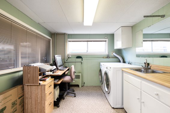 Laundry Room 2  - 502 East 18th Street, North Vancouver