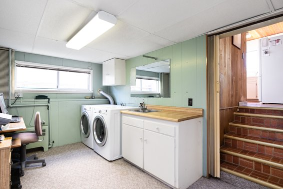 Laundry Room  - 502 East 18th Street, North Vancouver