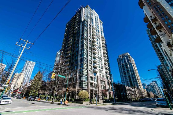2204-1295 Richards Street, Vancouver