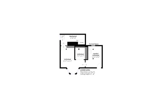 Plan down - 4555 Mountain Highway, North Vancouver
