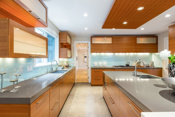 Kitchen 8 - 998 Dempsey Road, North Vancouver