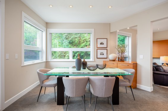 Eating Area - 998 Dempsey Road, North Vancouver