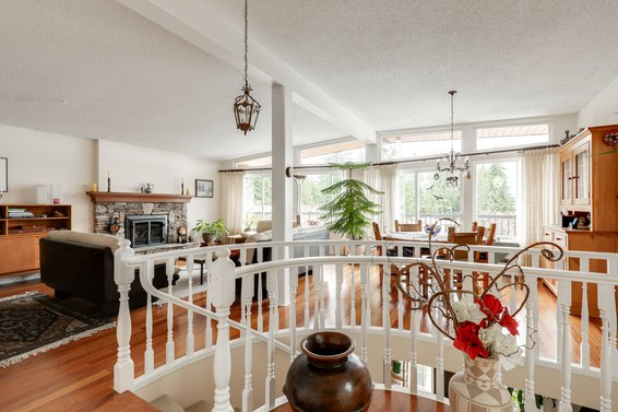 Living/Dining - 4775 Tourney Road, North Vancouver
