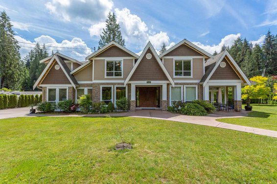 316 Moyne Drive, West Vancouver