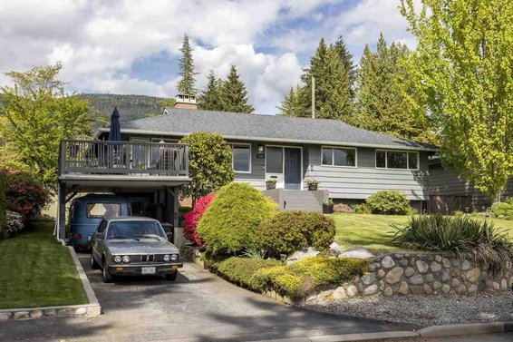 788 Donegal Place, North Vancouver