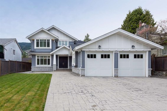 2237 Gordon Avenue, West Vancouver