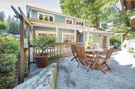 6848 Copper Cove Road, West Vancouver