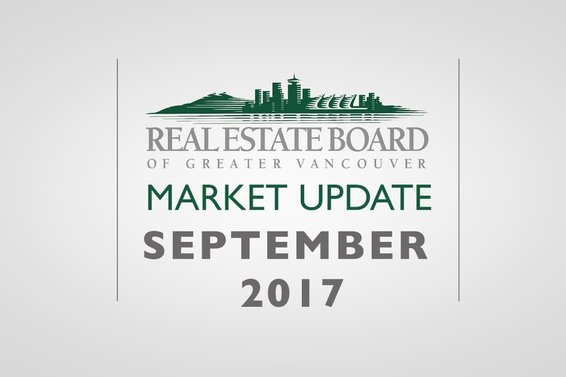 REBGV September Real Estate Stats Video