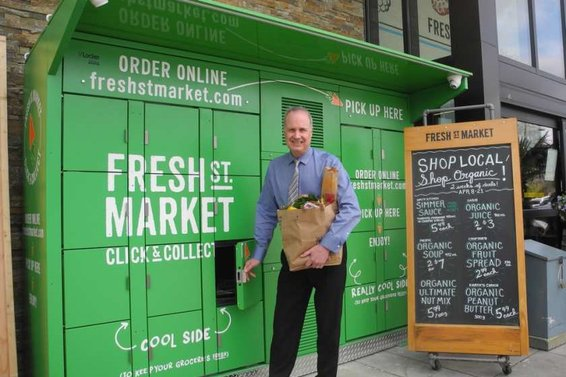 Fresh St. Market Click and Collect Service Unveiled